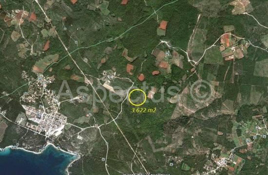 Istra, Vodnjan 3 622m2 kmetijska zemljišča