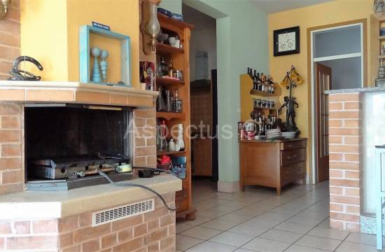 House in row, 250m2 + apartment, tavern, Pula