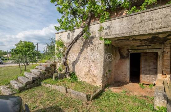 For sale, stone house for adaptation 151m2, Žminj, Zgrablići