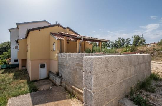 New house, ground floor, basement, Rovinjsko Selo