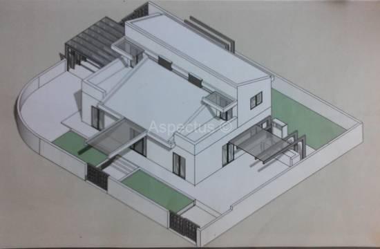 Construction started, building permit, Banjole, Volme