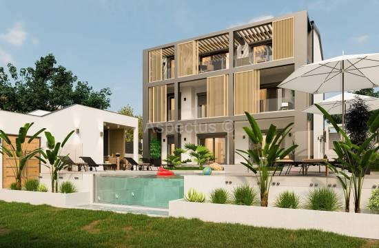Nova atraktivna kuća u izgradnji, Medulin, Vinkuran