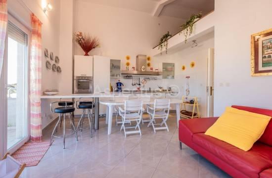 Wohnung mit Panoramablick auf das Meer, Medulin, Premantura