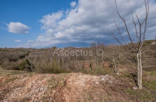 Building land 1459 m2, Svetvincenat