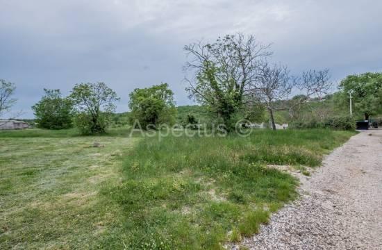 Building land, 1791 m2, Svetvincenat