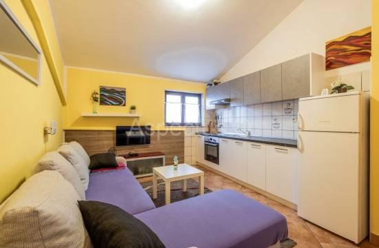 Appartamento con una camera da letto 34,23 m2, arredato, Pola