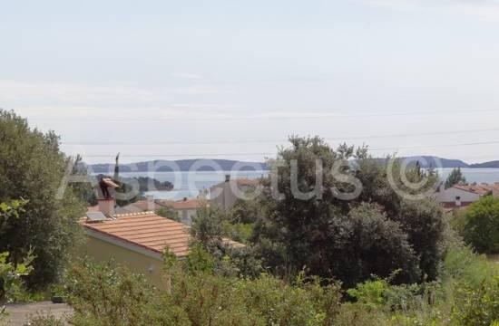 Gradbeno zemljišče 1068m2, pogled na morje, Barbariga, Vodnjan